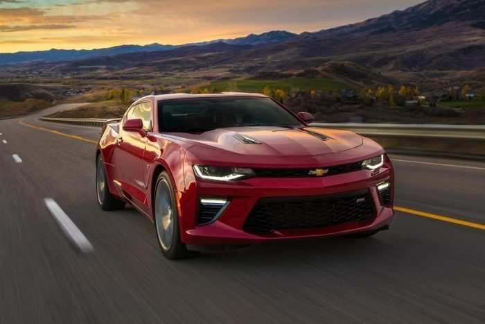 15 A 2019 Chevy Camaro Competition Arrival Reviews