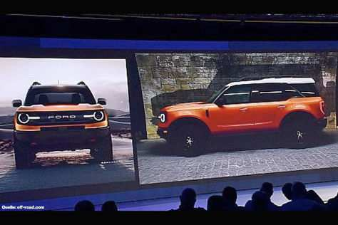 15 A 2019 Ford Bronco Review And Release Date