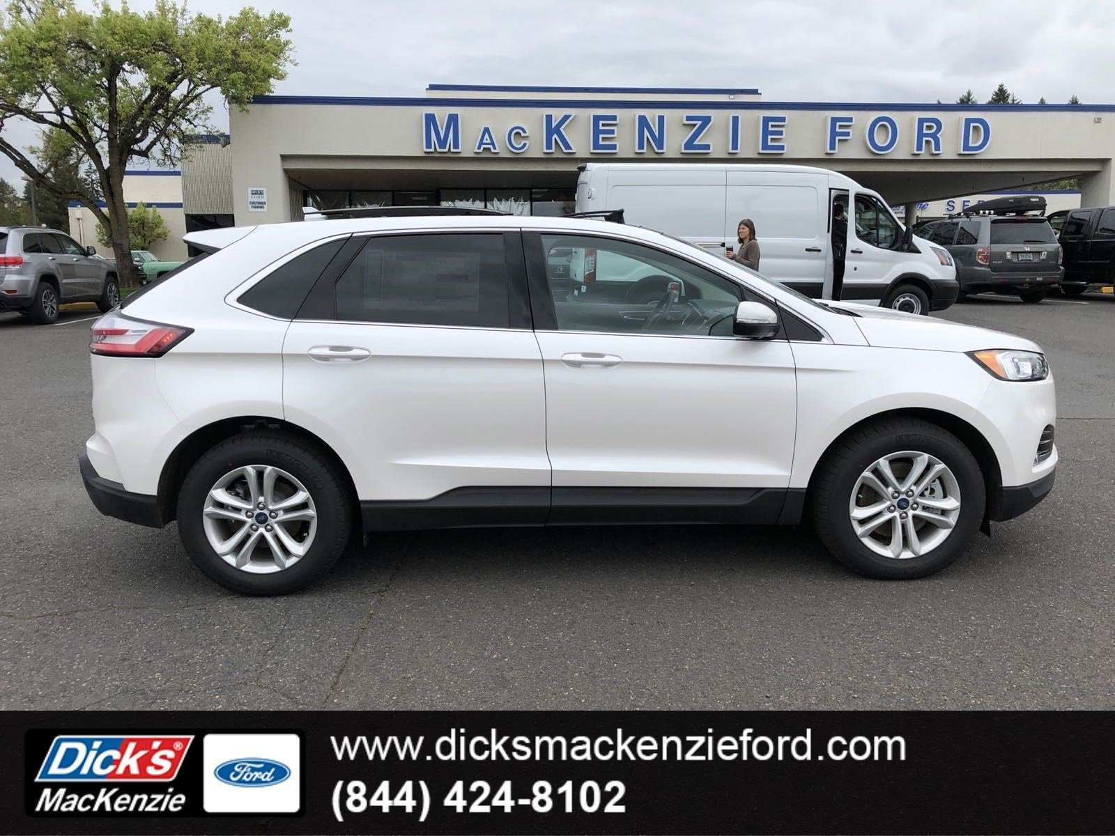 15 A 2019 Ford Edge New Design Style
