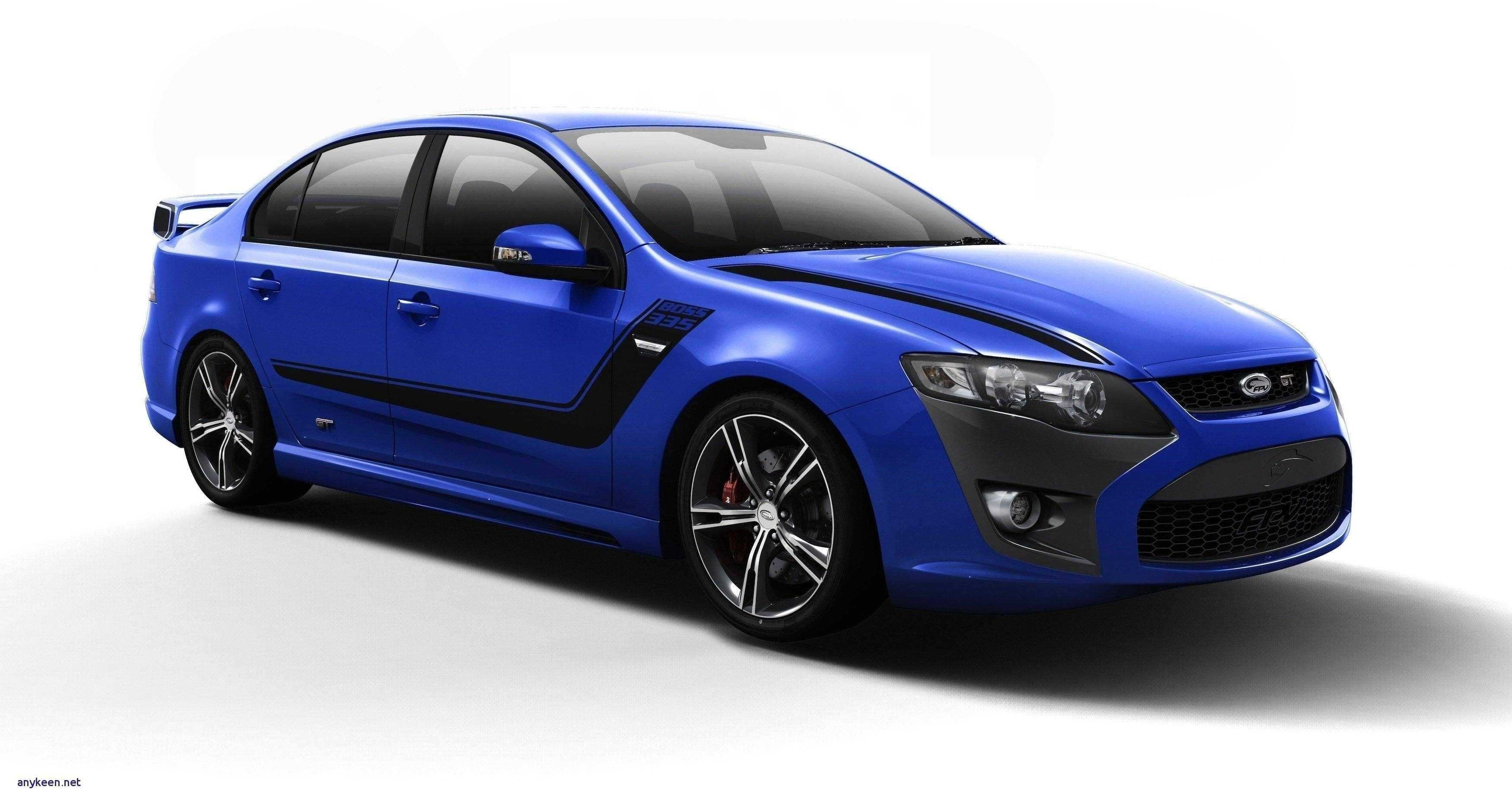 15 A 2019 Ford Falcon Xr8 Gt Configurations