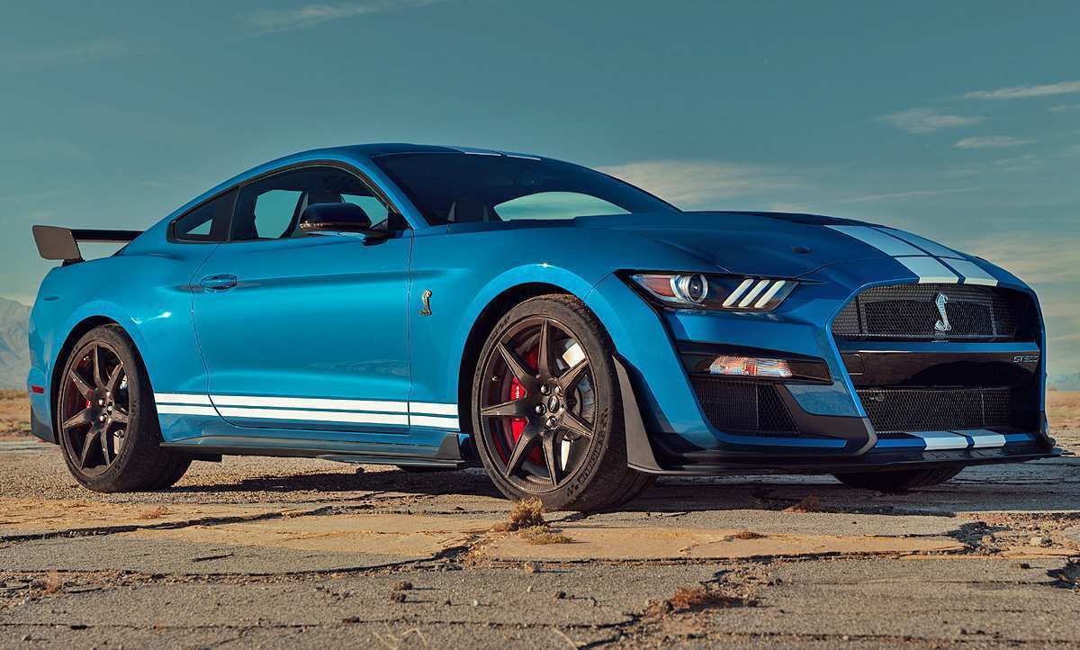 15 A 2019 Ford Mustang Gt500 Release Date