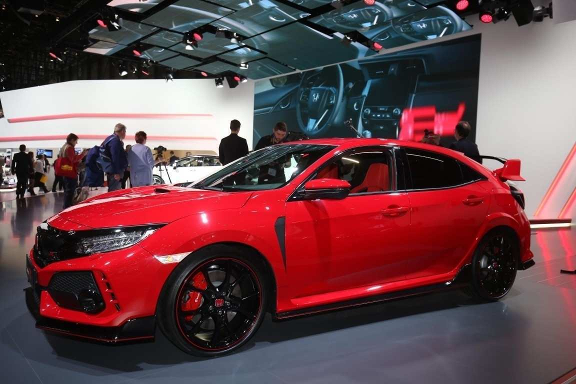 15 A 2019 Honda Accord Type R Overview