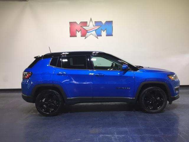 15 A 2019 Jeep Compass Spy Shoot
