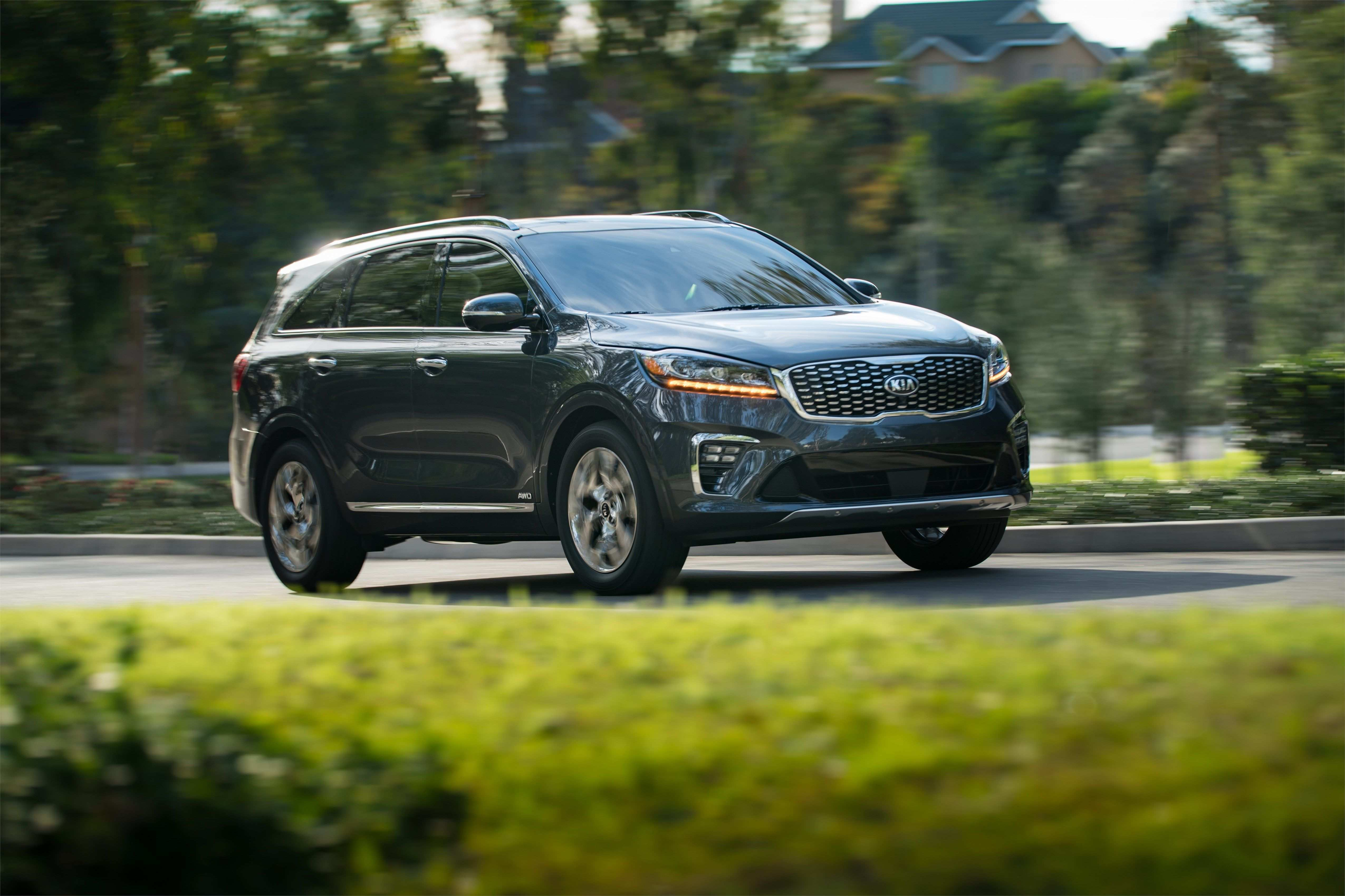 15 A 2019 Kia Sorento Owners Manual Spy Shoot
