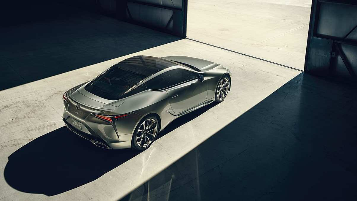 15 A 2019 Lexus LF LC Performance And New Engine