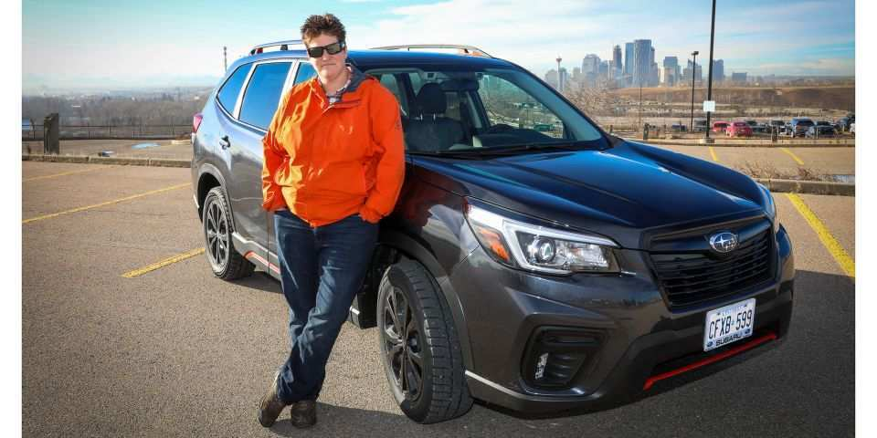 15 A 2019 Subaru Forester Sport 2 Ratings