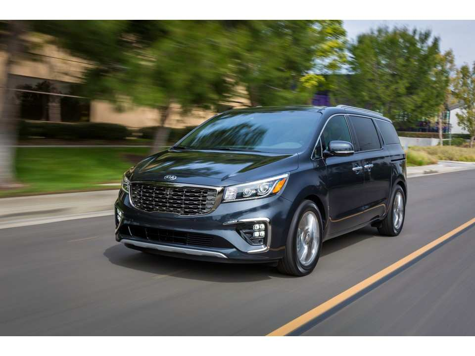 15 A 2019 The All Kia Sedona Release Date