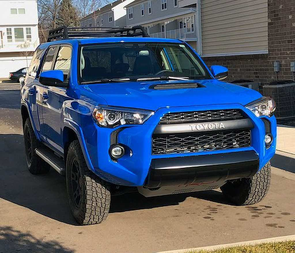 15 A 2019 Toyota 4Runner Review And Release Date