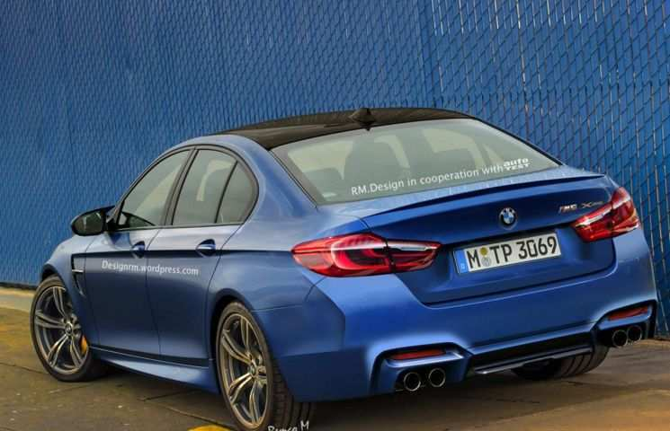 15 A 2020 BMW M5 Xdrive Awd Rumors
