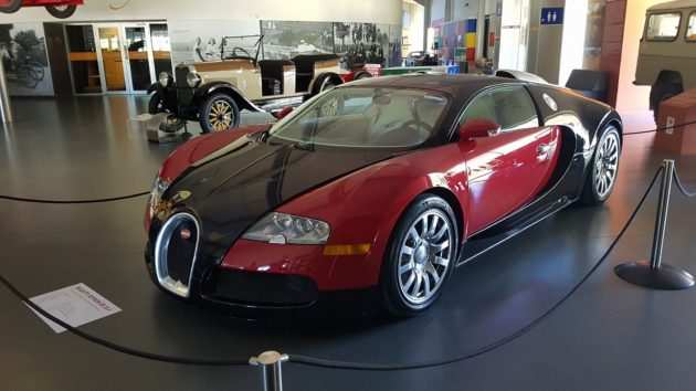 15 A 2020 Bugatti Veyron Exterior And Interior