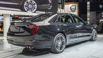 15 A 2020 Cadillac CT6 New Model And Performance