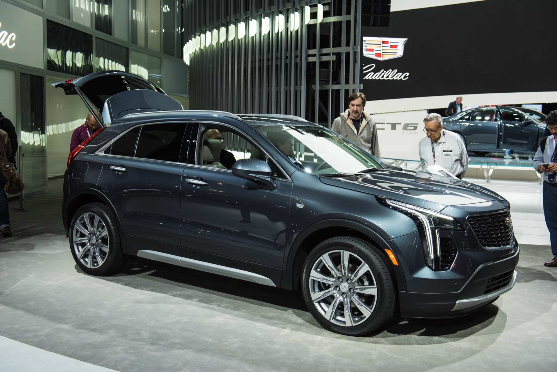 15 A 2020 Cadillac Xt4 Release Date Concept