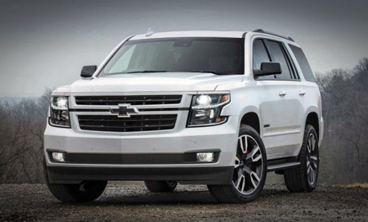 15 A 2020 Chevy Tahoe Ltz Redesign And Concept