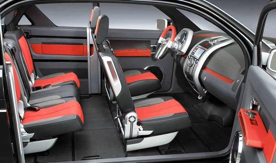 15 A 2020 Dodge Charger Interior Model