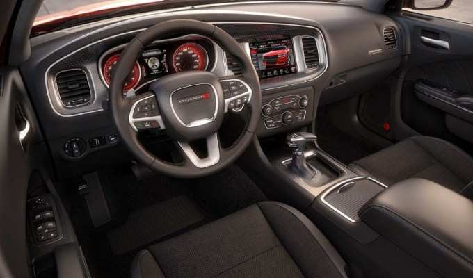 15 A 2020 Dodge Charger Interior Redesign And Review