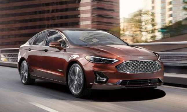 15 A 2020 Ford Fusion Configurations