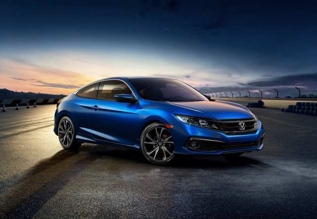 15 A 2020 Honda Civic Si Sedan Wallpaper