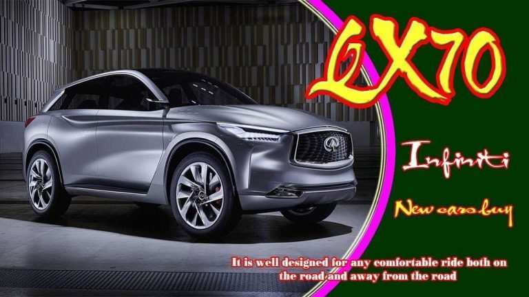 15 A 2020 Infiniti QX70 Performance And New Engine