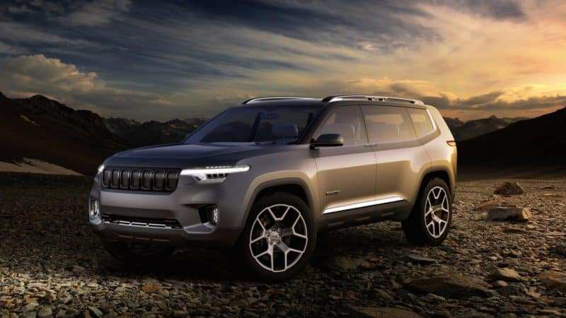 15 A 2020 Jeep Grand Cherokee Diesel New Concept