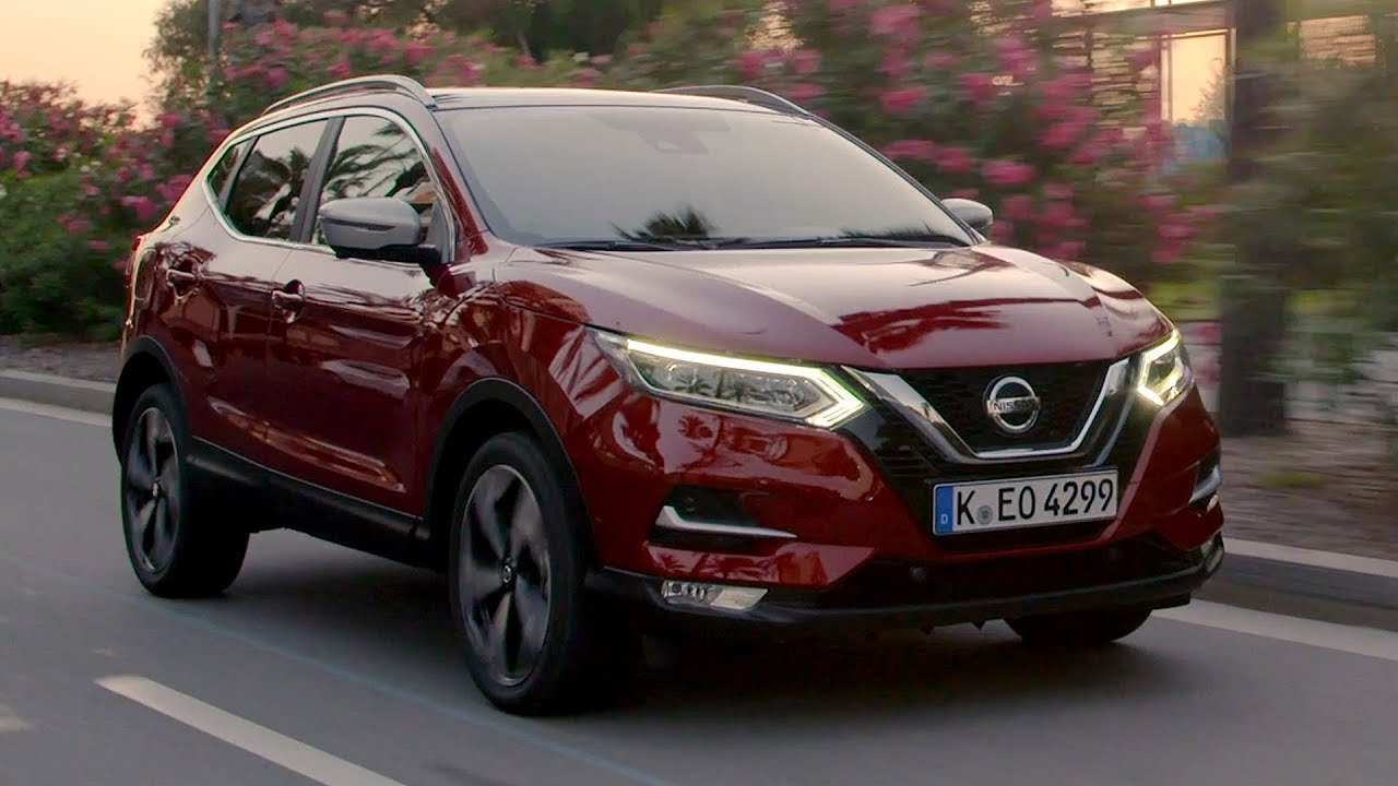 15 A Nissan Qashqai 2019 Review And Release Date