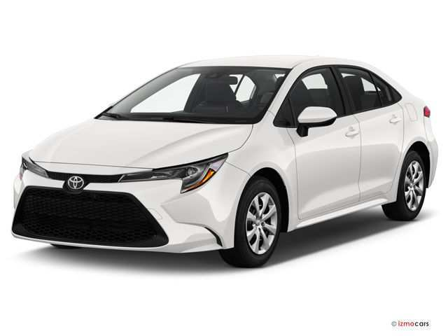 15 A Toyota Corolla 2020 Price Speed Test