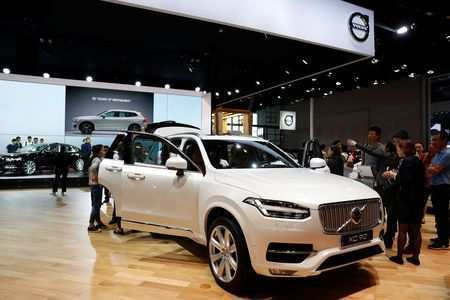 15 A Volvo S Safety Goal No Deaths By 2020 Review