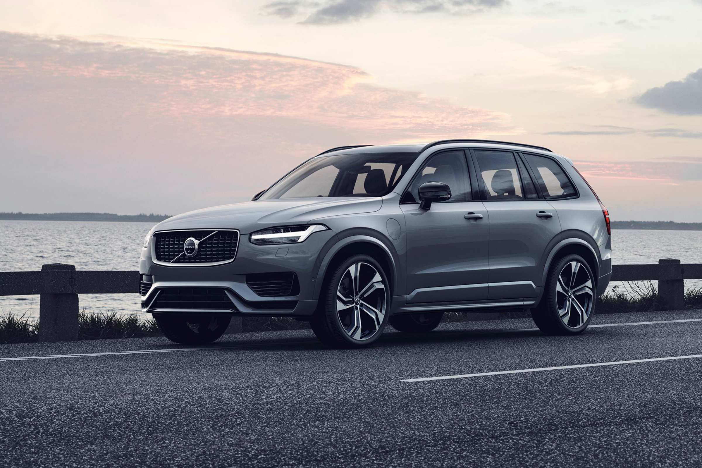15 A Volvo Xc90 Facelift 2020 Uk Model