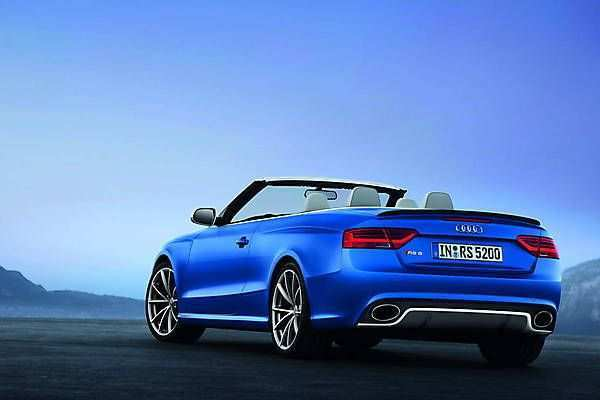 15 All New 2019 Audi Rs5 Cabriolet Wallpaper