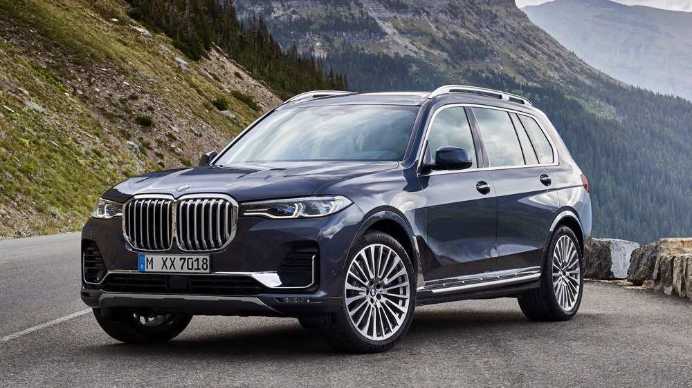 15 All New 2019 BMW X7 Suv Overview