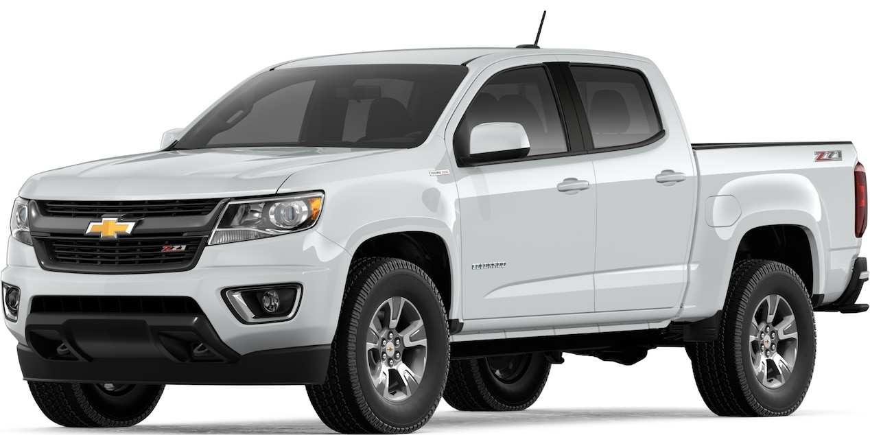 15 All New 2019 Chevrolet Colorado Redesign And Review