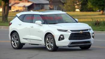 15 All New 2019 Chevy Trailblazer Spesification