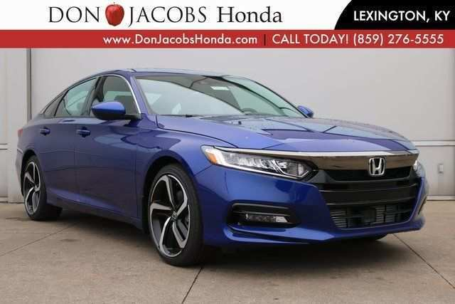 15 All New 2019 Honda Accord Sport Photos