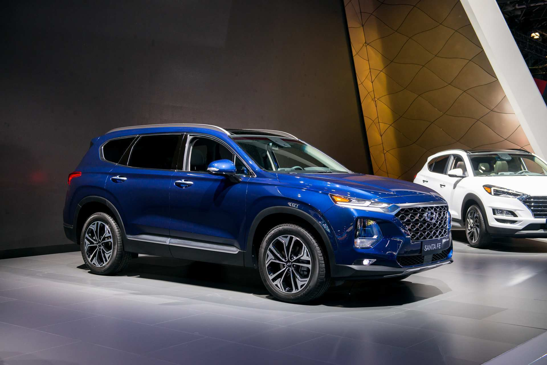 15 All New 2019 Hyundai Santa Fe Research New