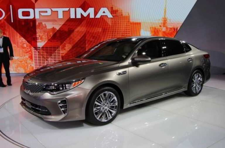 15 All New 2019 Kia OptimaConcept Price And Release Date