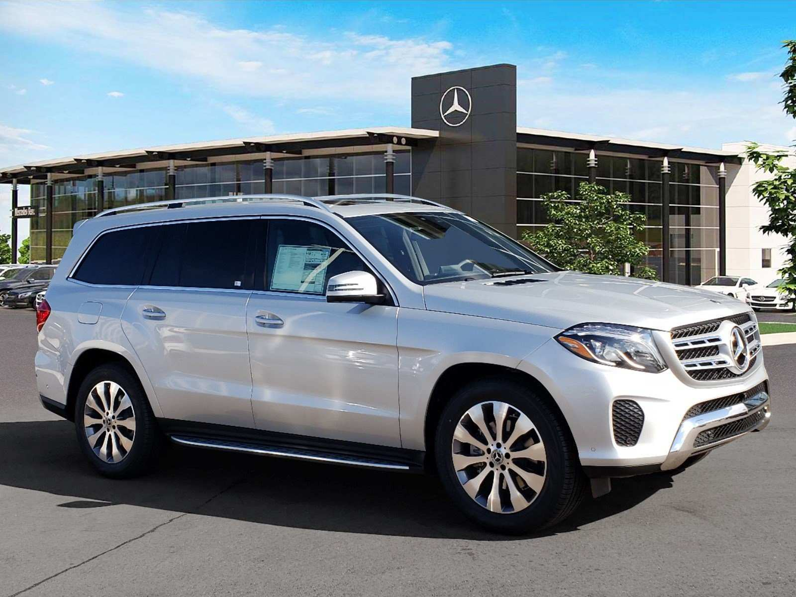 15 All New 2019 Mercedes GLS Performance And New Engine