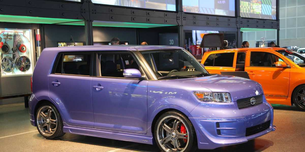 15 All New 2019 Scion XB New Model And Performance