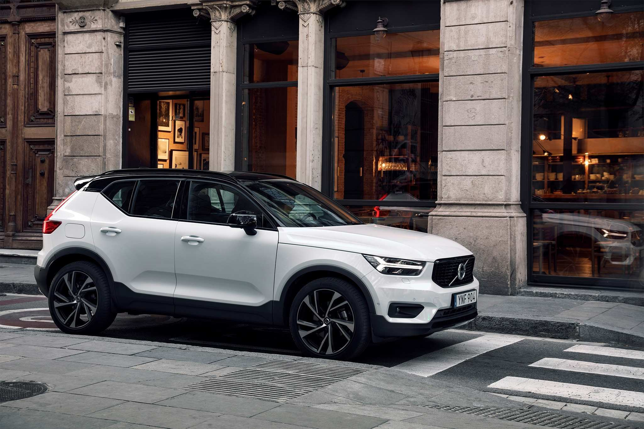 15 All New 2019 Volvo Xc40 Gas Mileage Style