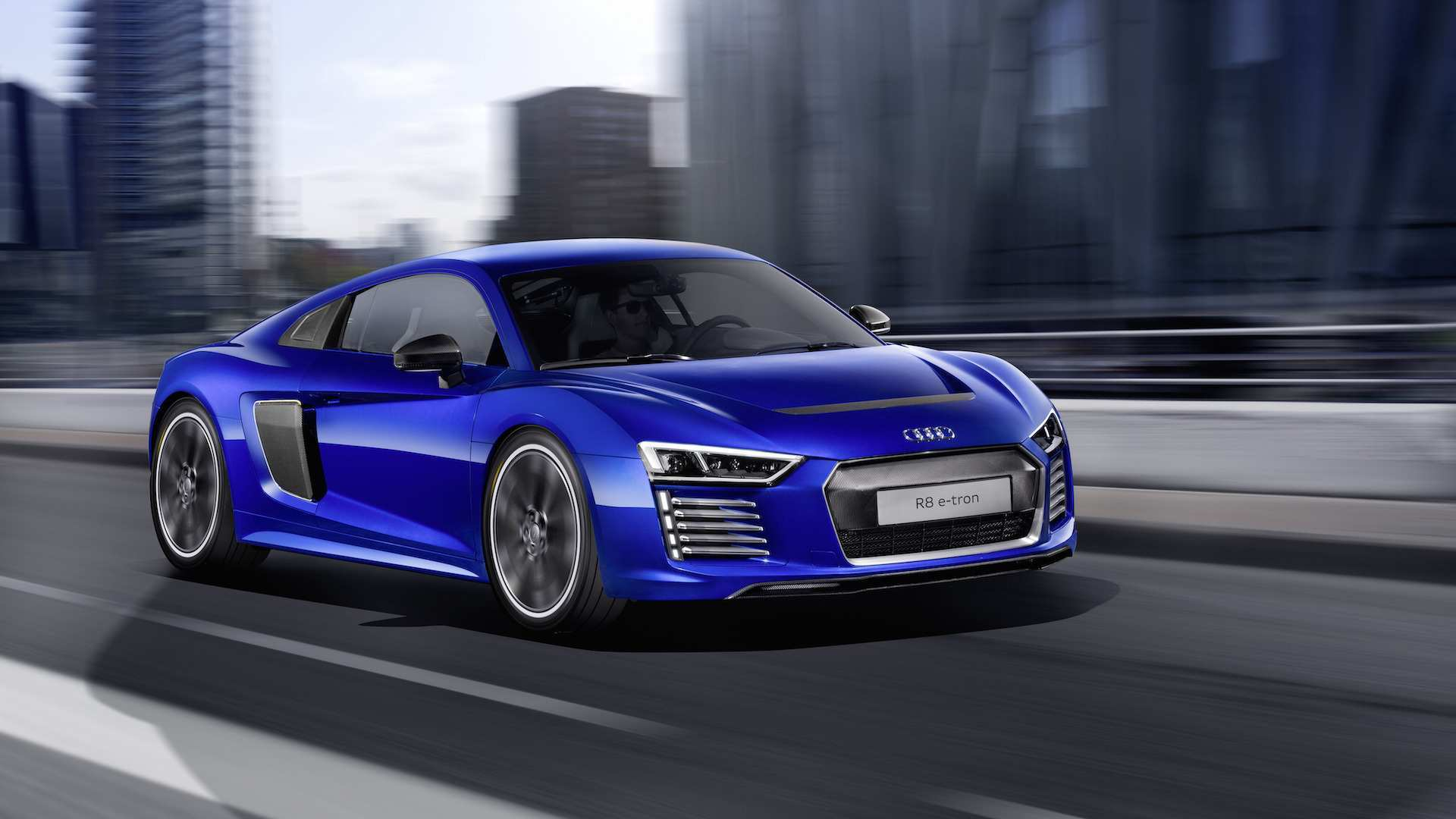 15 All New 2020 Audi R8 E Tron Speed Test