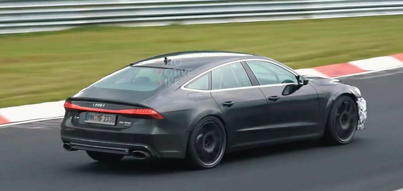 15 All New 2020 Audi Rs7 Photos