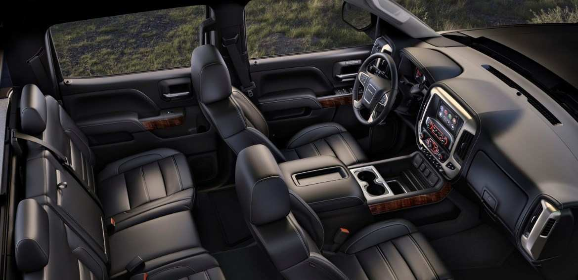 15 All New 2020 GMC Interior Release