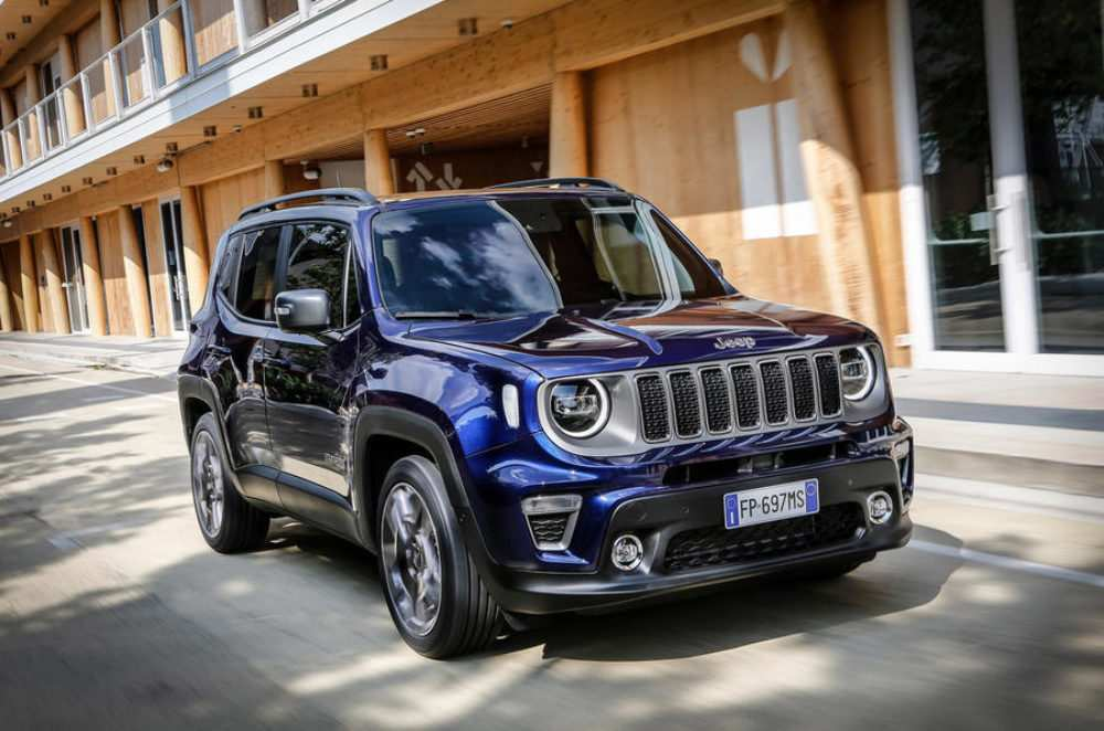 15 All New 2020 Jeep Renegade Research New