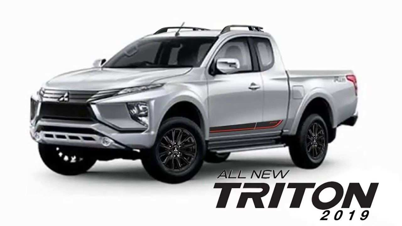 15 All New 2020 Mitsubishi Triton Specs Prices