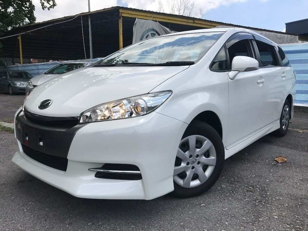 15 All New 2020 New Toyota Wish Concept And Review