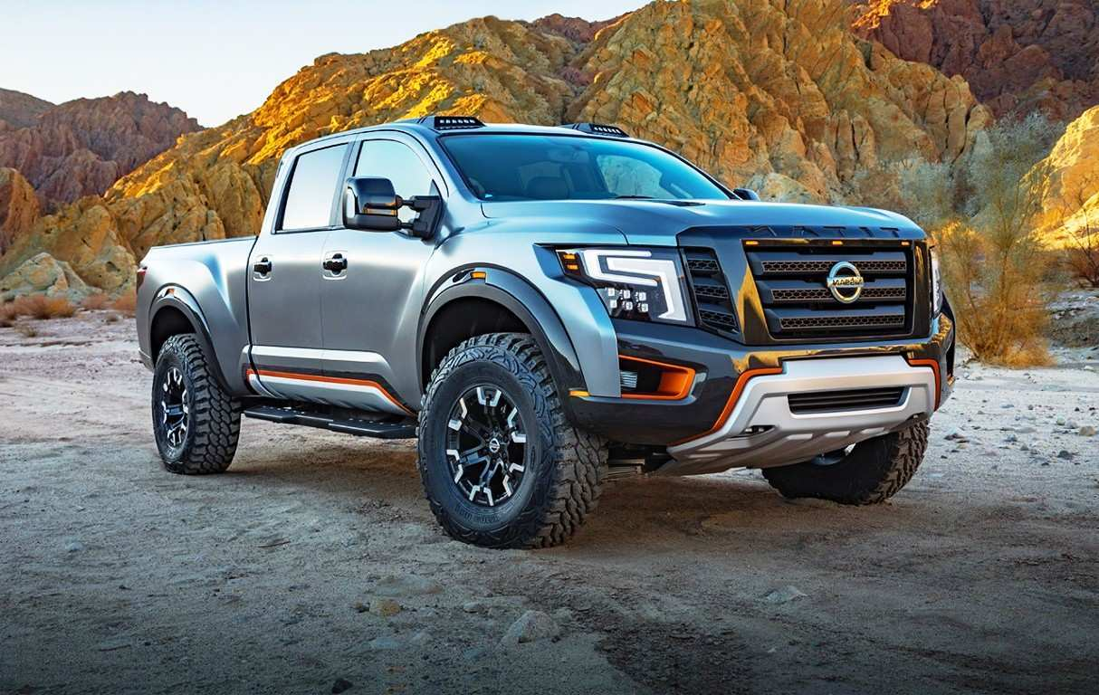 15 All New 2020 Nissan Titan Diesel Pricing