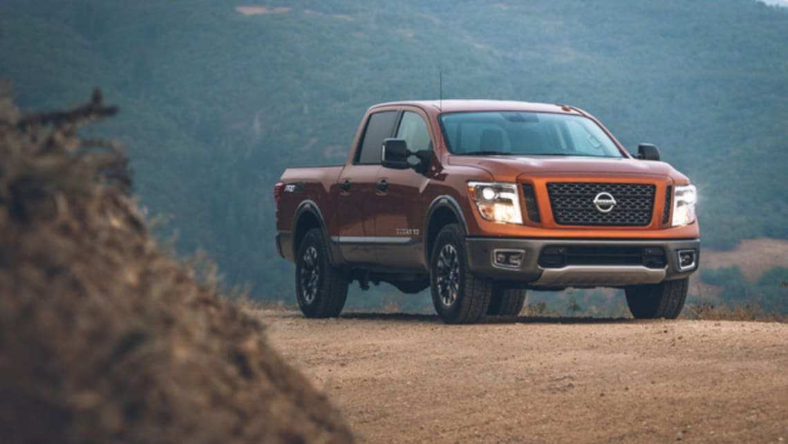 15 All New 2020 Nissan Titan Reviews