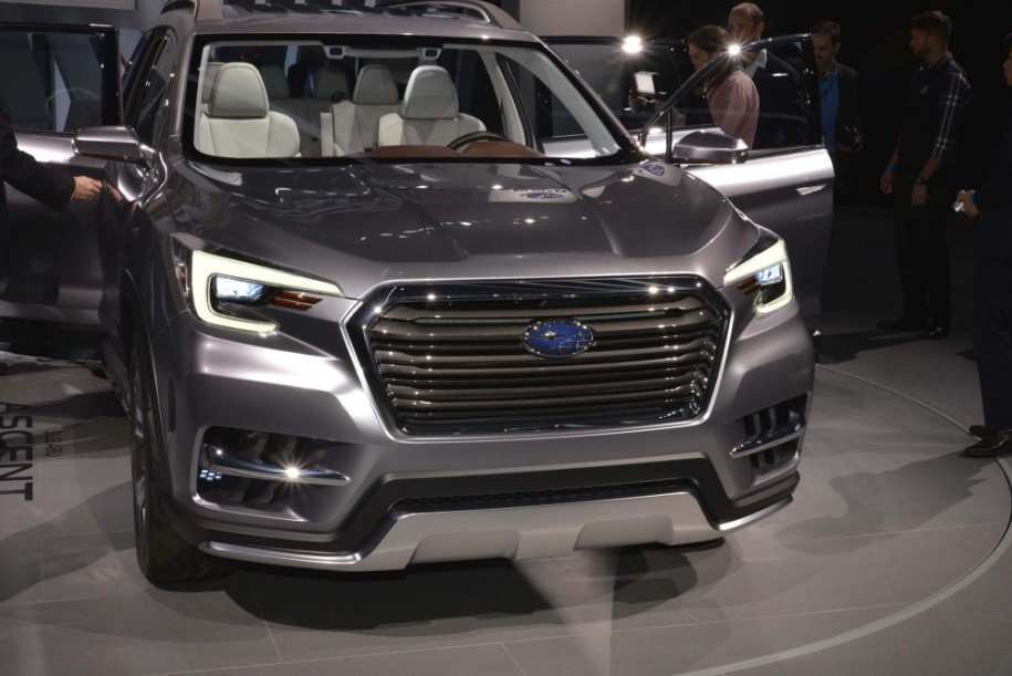 15 All New 2020 Subaru Pickup Truck Redesign