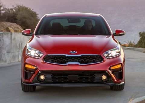 15 All New Cerato Kia 2019 Picture