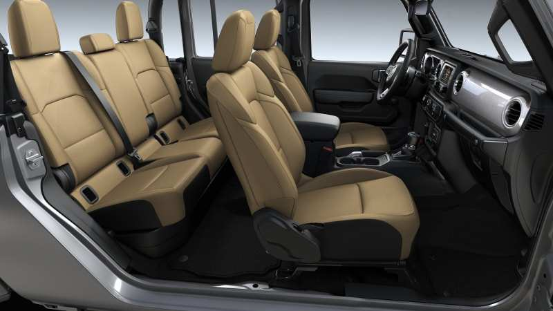 15 All New Jeep Truck 2020 Interior Review And Release Date