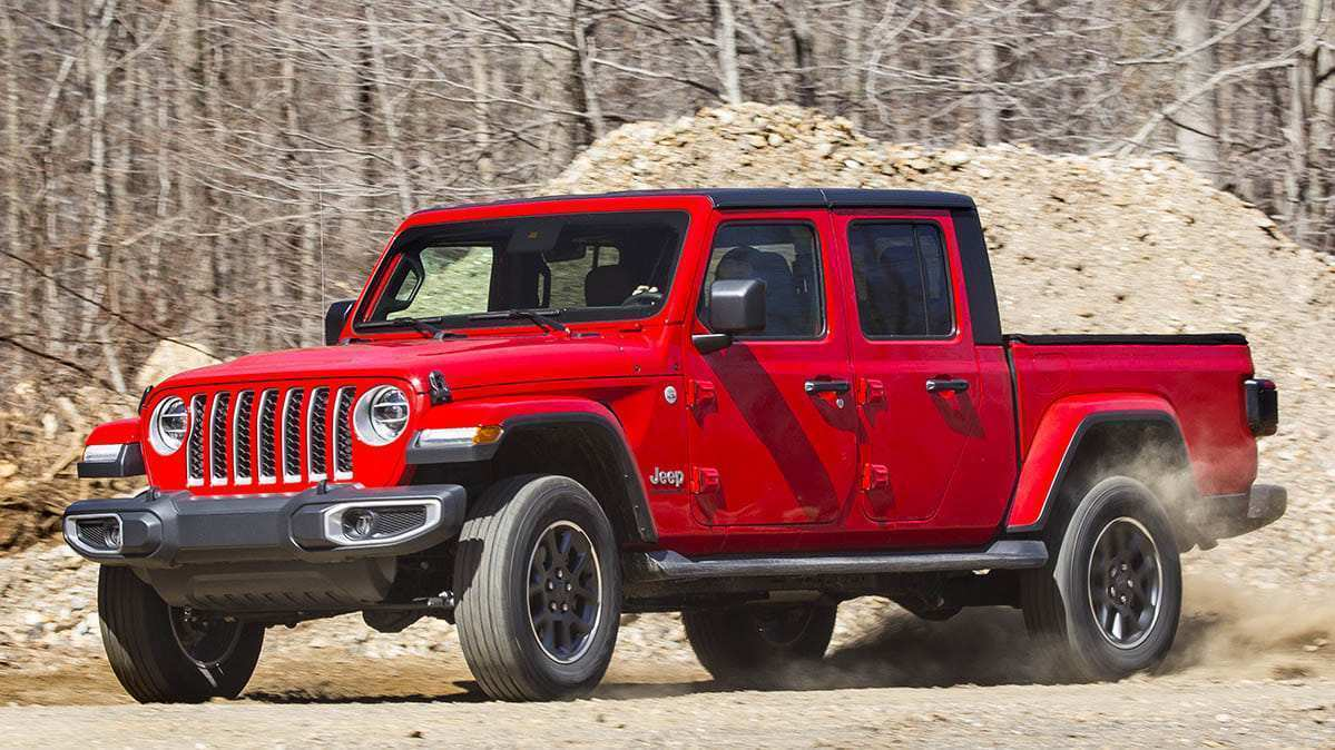15 All New Jeep Vehicles 2020 Review
