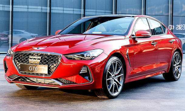 15 All New Kia Genesis 2019 Concept And Review